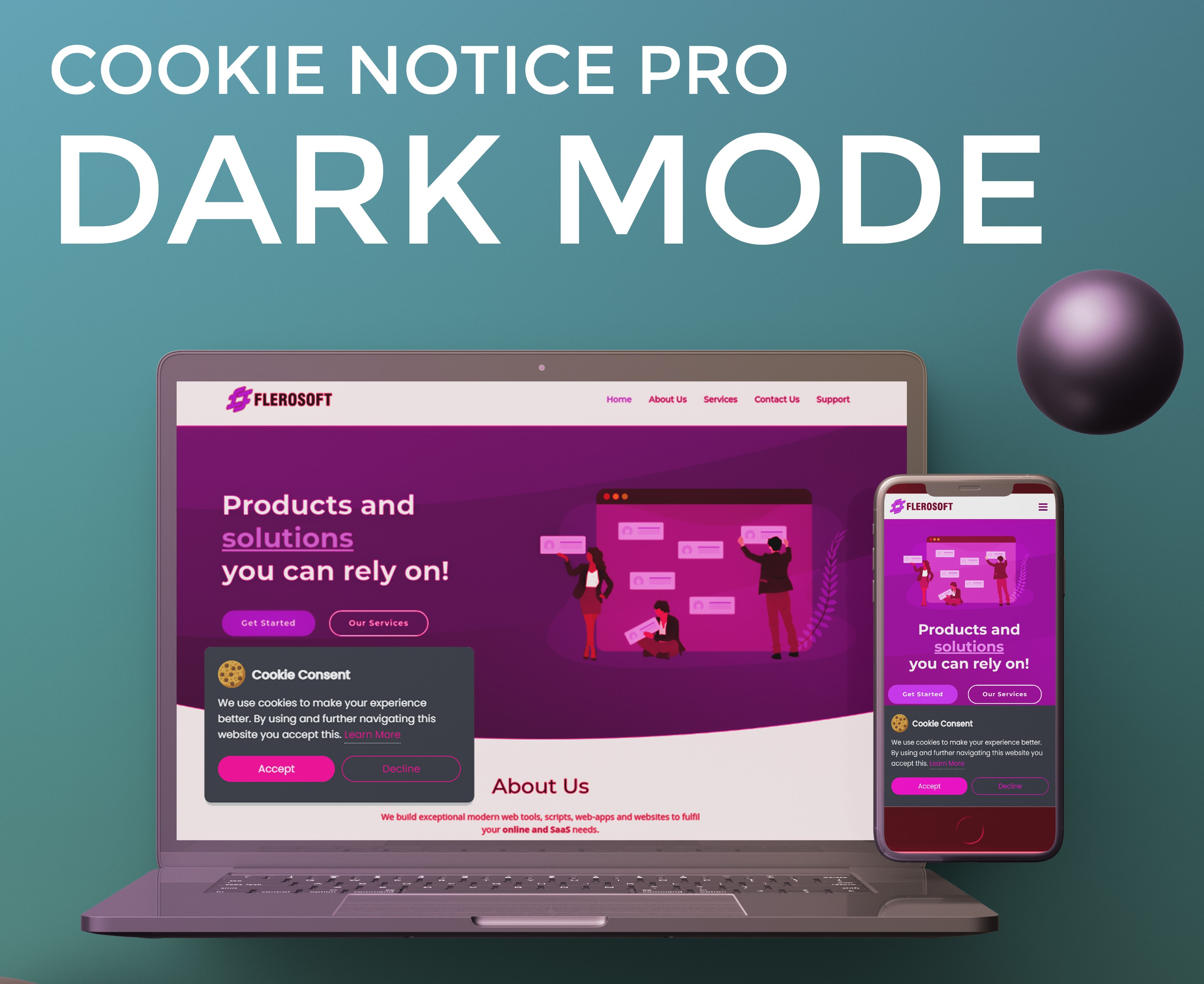 Cookie Notice Pro | Advanced jQuery Plugin - 7