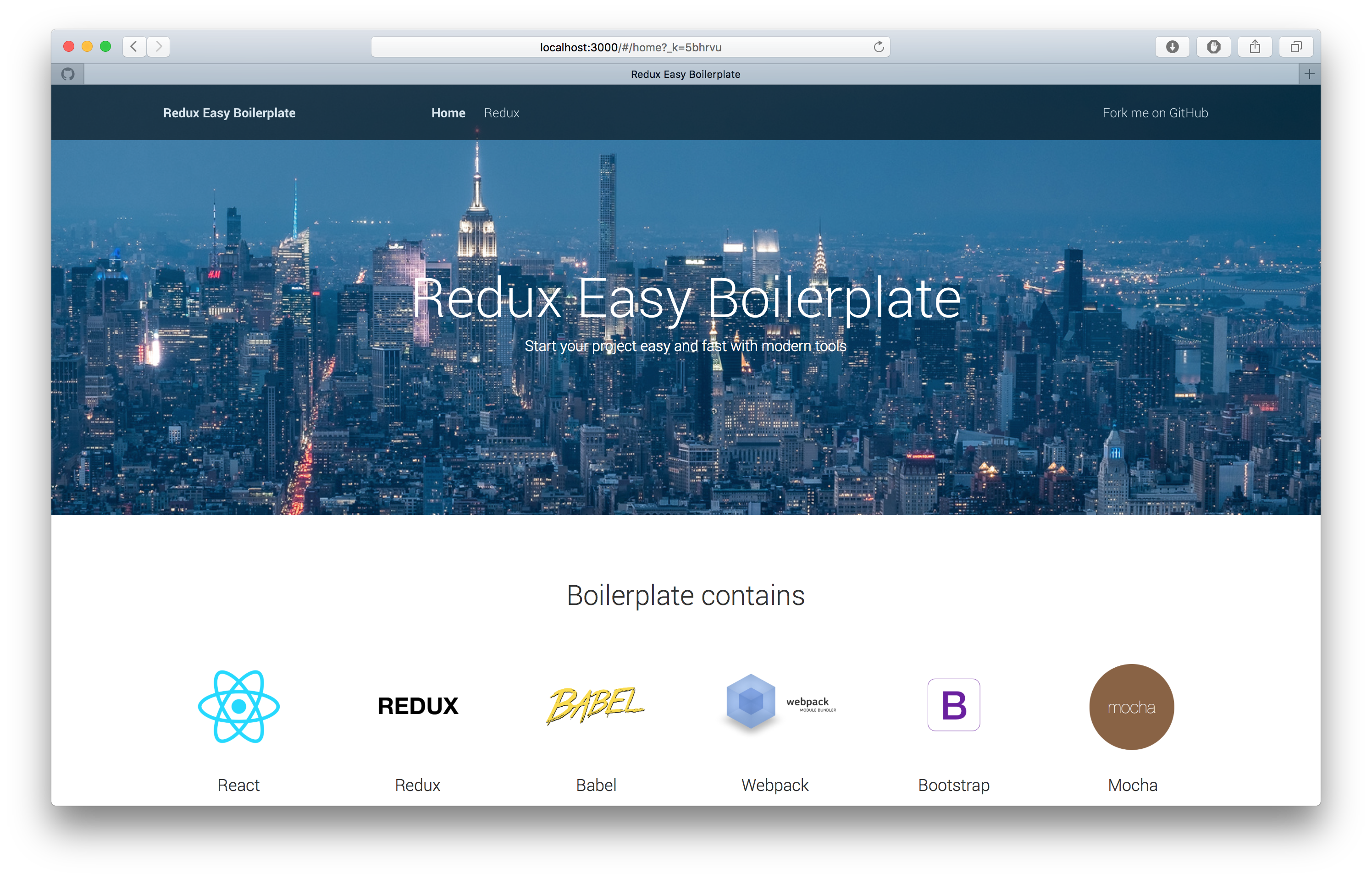 redux-easy-boilerplate - npm