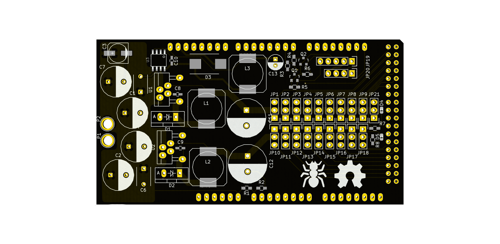 Antdroid Board