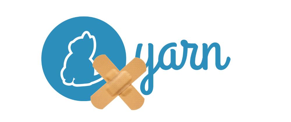 Yarn audit fix