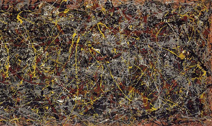 Одна из самых дорогих картин абстракционистов