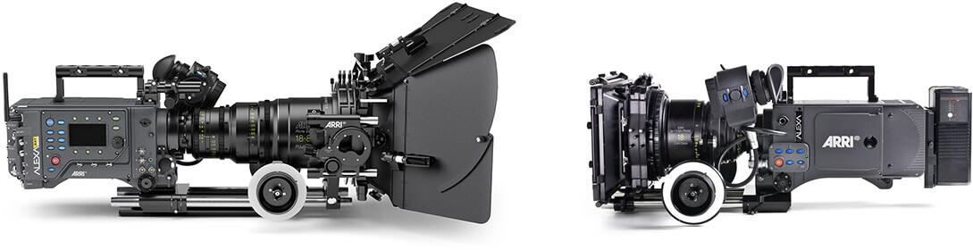 Камеры Arri Alexa Plus и Arri Alexa Studio