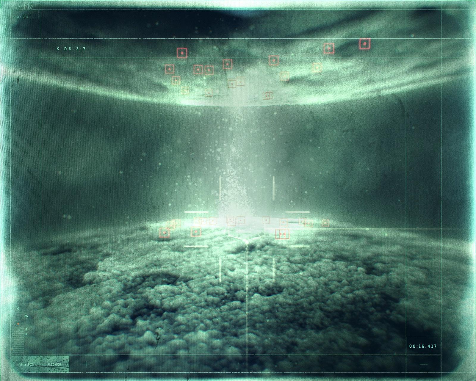 Интерфейс Бегущий по лезвию 2049 Blade Runner 2049