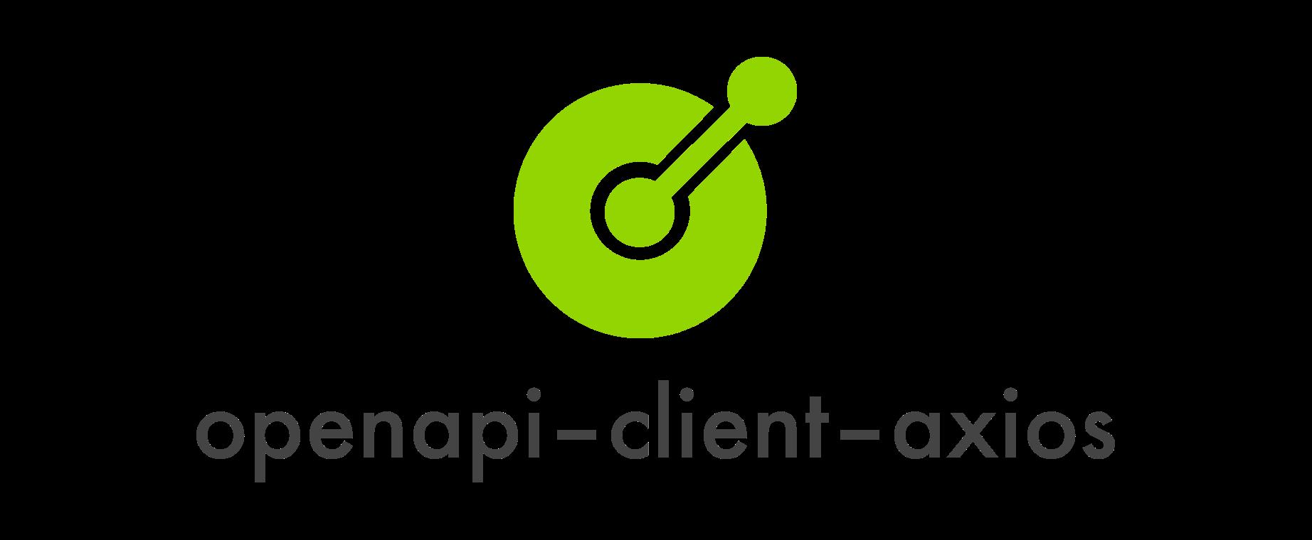 openapi-client-axios