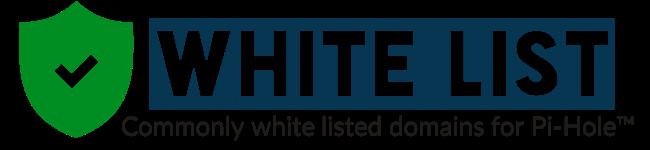 Whitelist logo