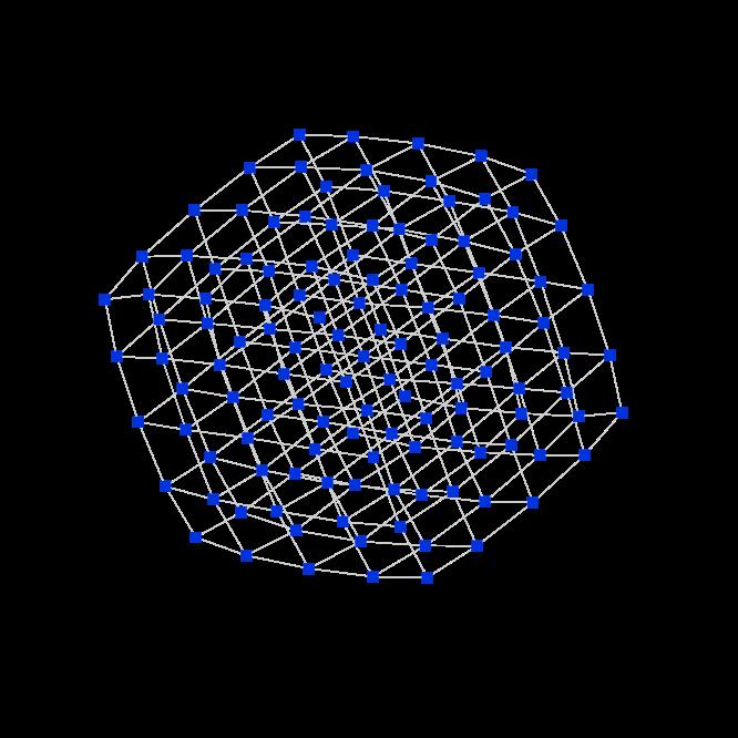 Grid 3d