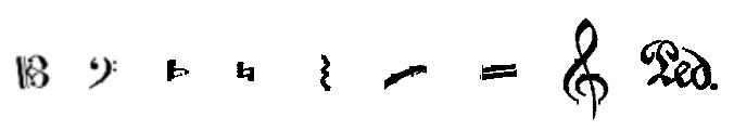 Example of Rebelo dataset