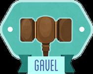 Gavel logo