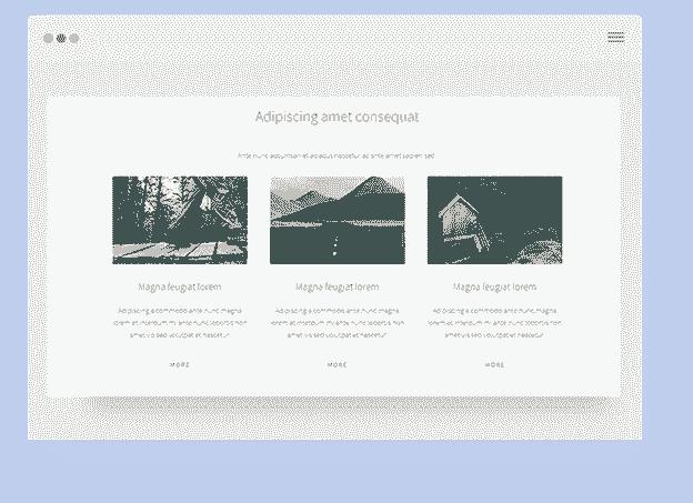 GatsbyJS Photon screen shot  - Photon Design.