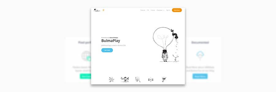 BulmaPlay - Made with Bulma CSS | AppSeed