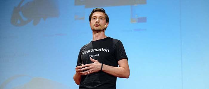 Adi Chirilov aka Sm0ke - Founder AppSeed.