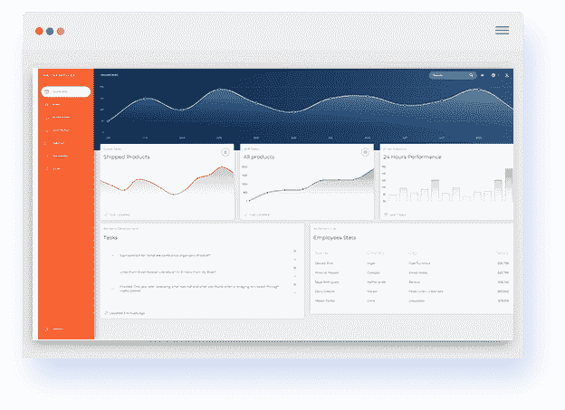 Admin Dashboards - Full-Stack Admin Panels | AppSeed
