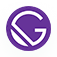 Logo gatsbyjs apps.