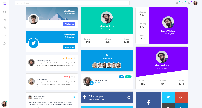 Flask Dashboard Dashkit PRO - Charts Screen.