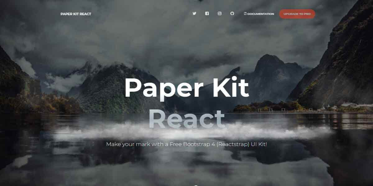 React App Paper - App Screen-Shot