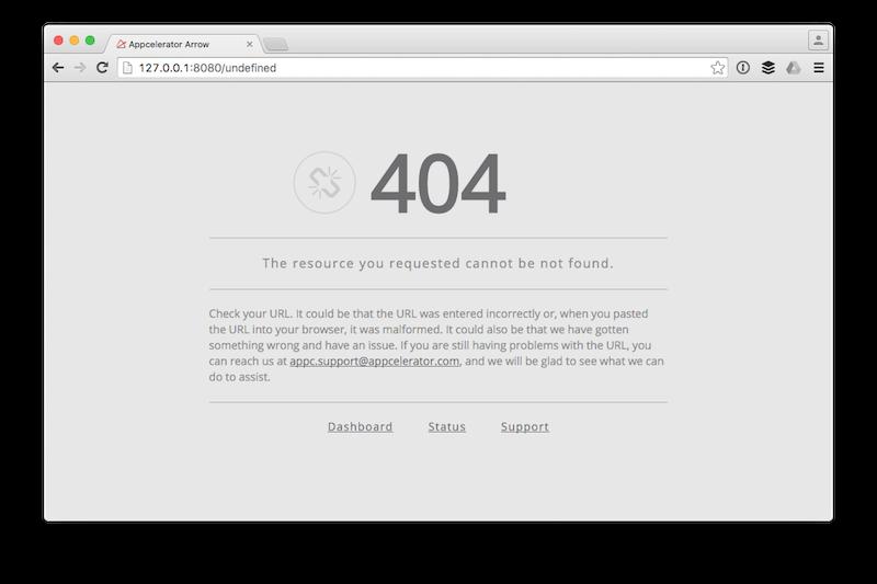 Default 404