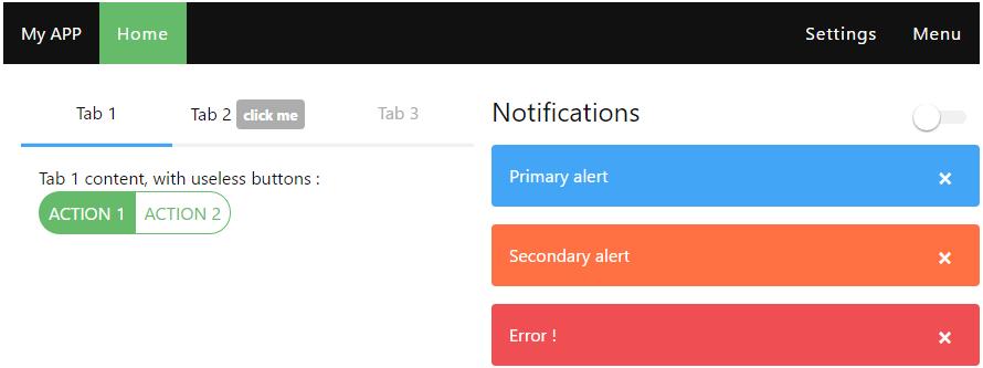 RunKit + npm: react-blazecss