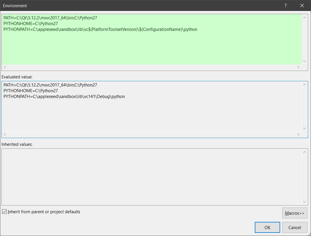 Building appleseed on Windows · appleseedhq/appleseed Wiki · GitHub