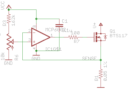 Adjustable Dummy Load, RE:LOAD - Microcontroller Project ... on circuit schematic, charge controller schematic, negative pressure schematic, voltage regulator schematic, current clamp schematic, electronics schematic, current mirror schematic, pwm schematic, current source schematic,