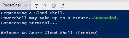 Cloud Shell