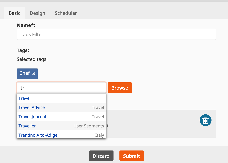 NetgenTags Bundle eZ Platform Landingpage Taxonomy Bundle