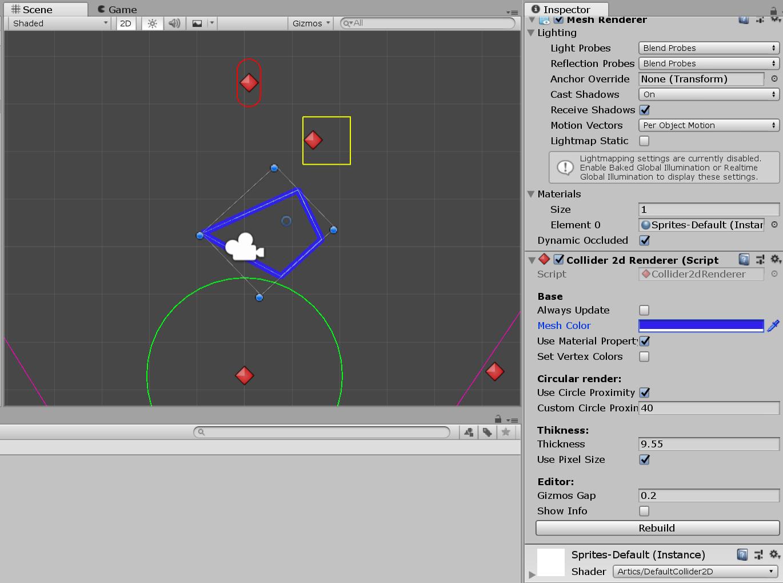 Unity3D Physics Visualization - UnityList
