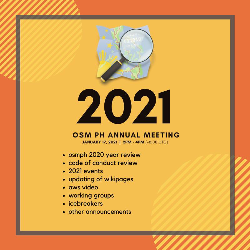 2021 OSM PH Invitation Poster by Mikko