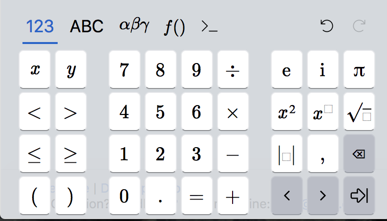 A Virtual Keyboard