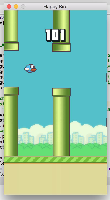 Flappy Bird 101