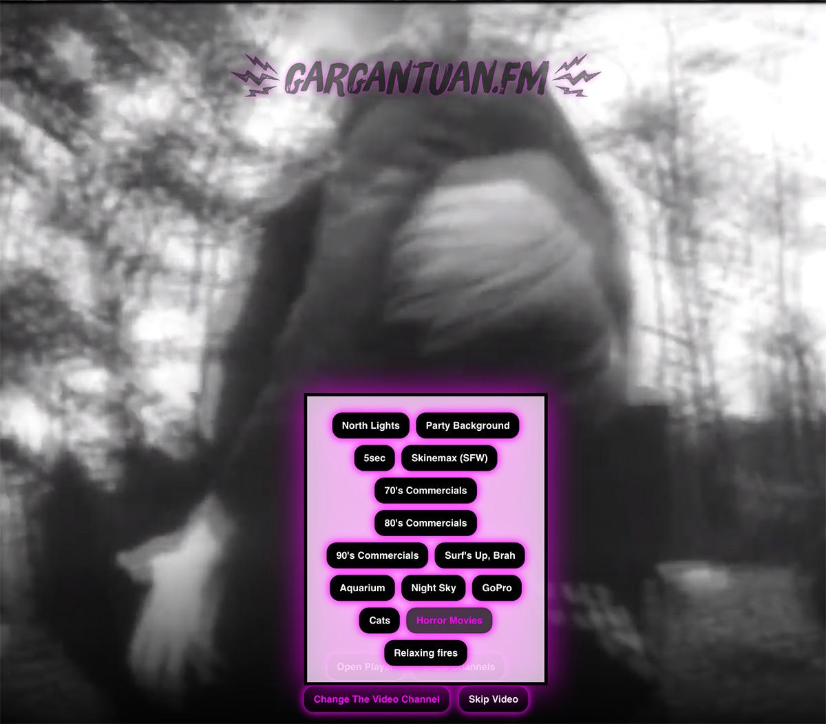 Gargantuan.FM Pic 3