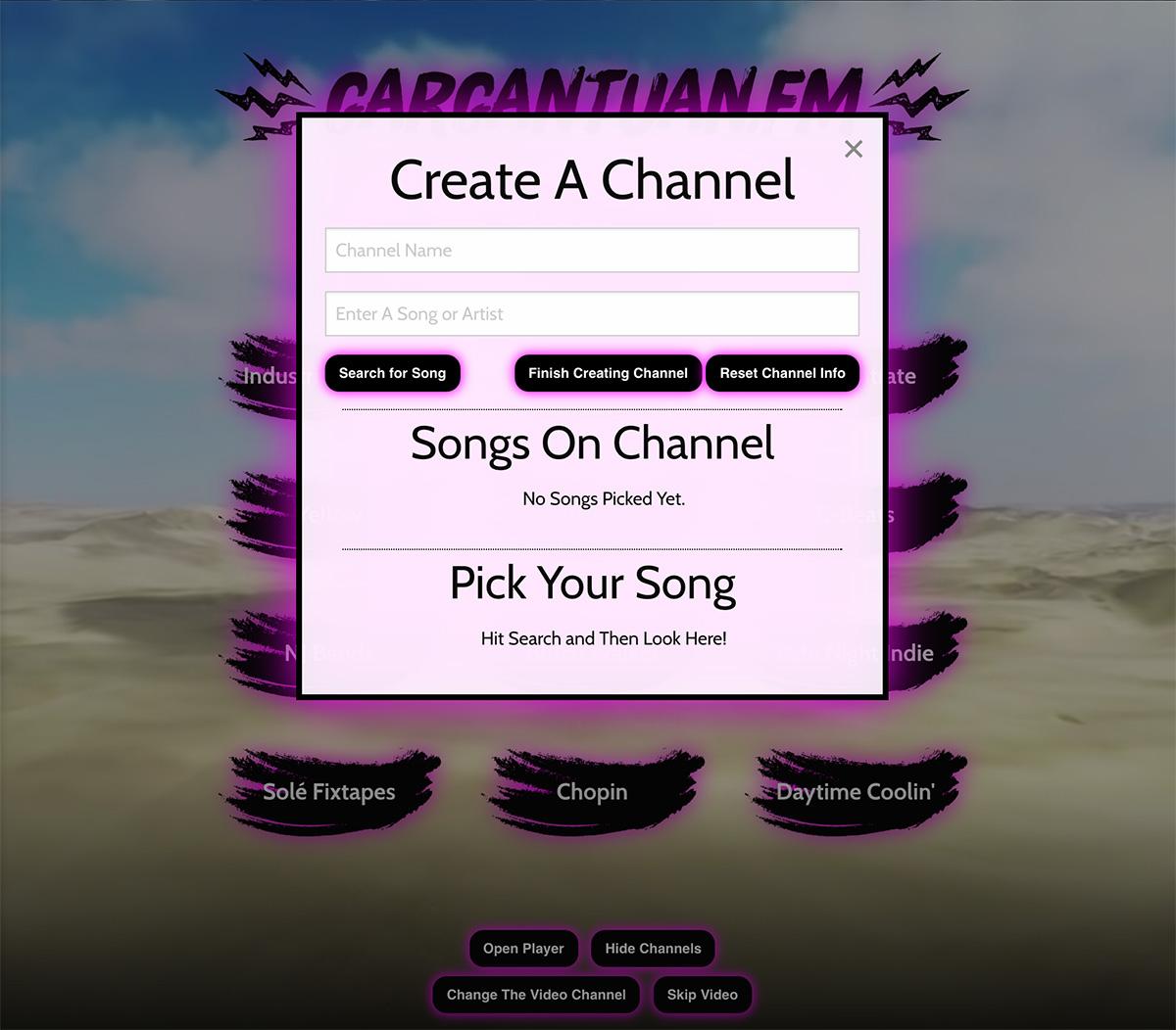 Gargantuan.FM Pic 4