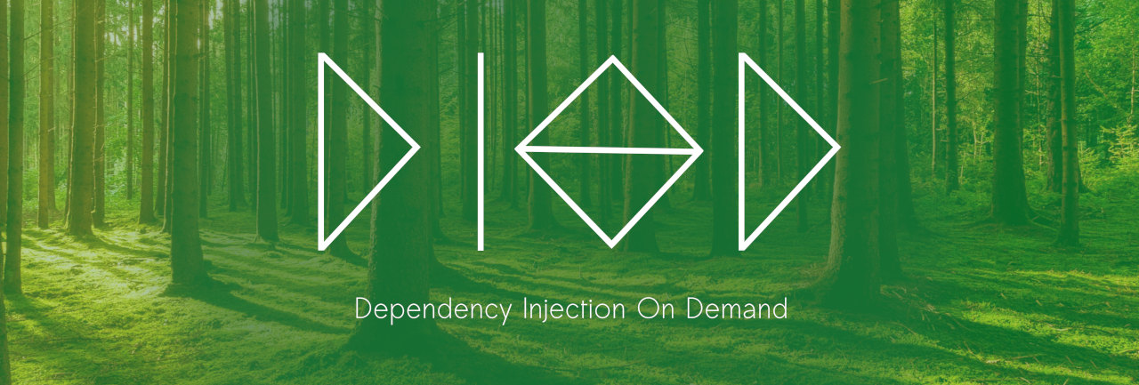 DIOD - Dependency Injection On Demand