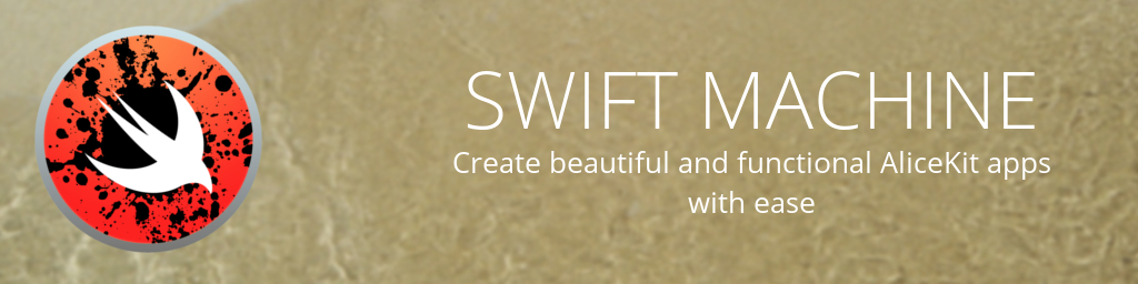 Swift Machine header
