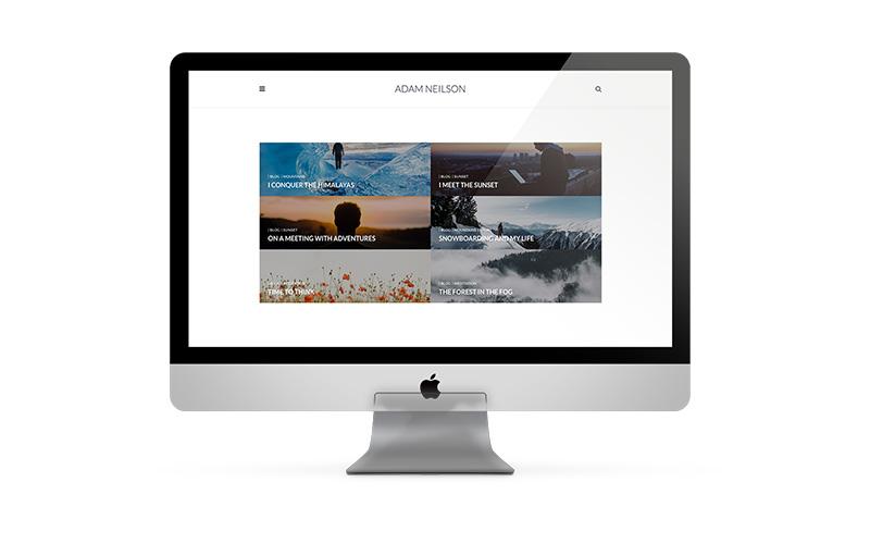 Adam Blog