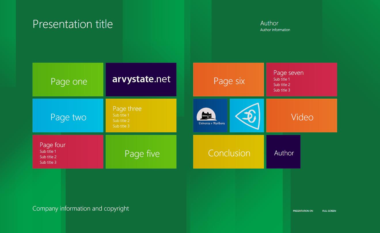 Microsoft Powerpoint Presentation Templates
