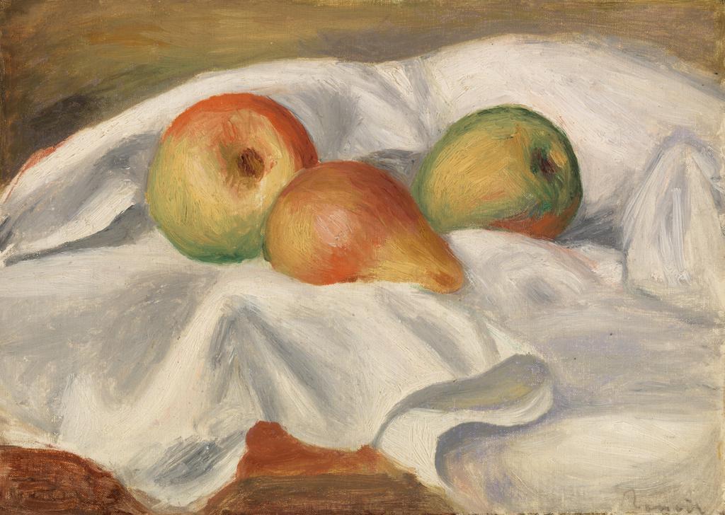 Renoir Pears