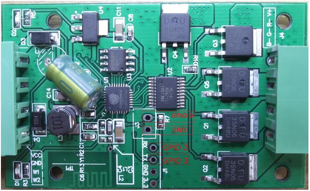 H801 board