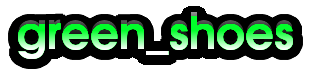 green_shoes logo