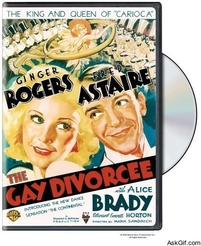 The Gay Divorcee By Posters