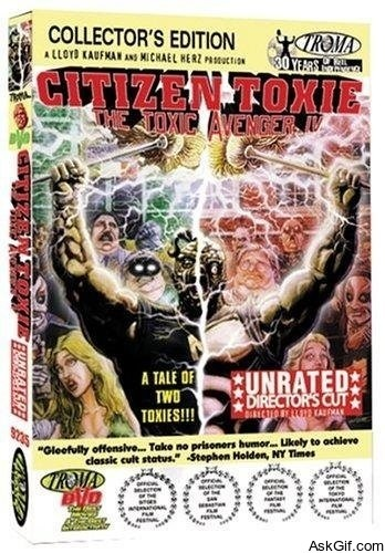Image result for citizen toxie movie