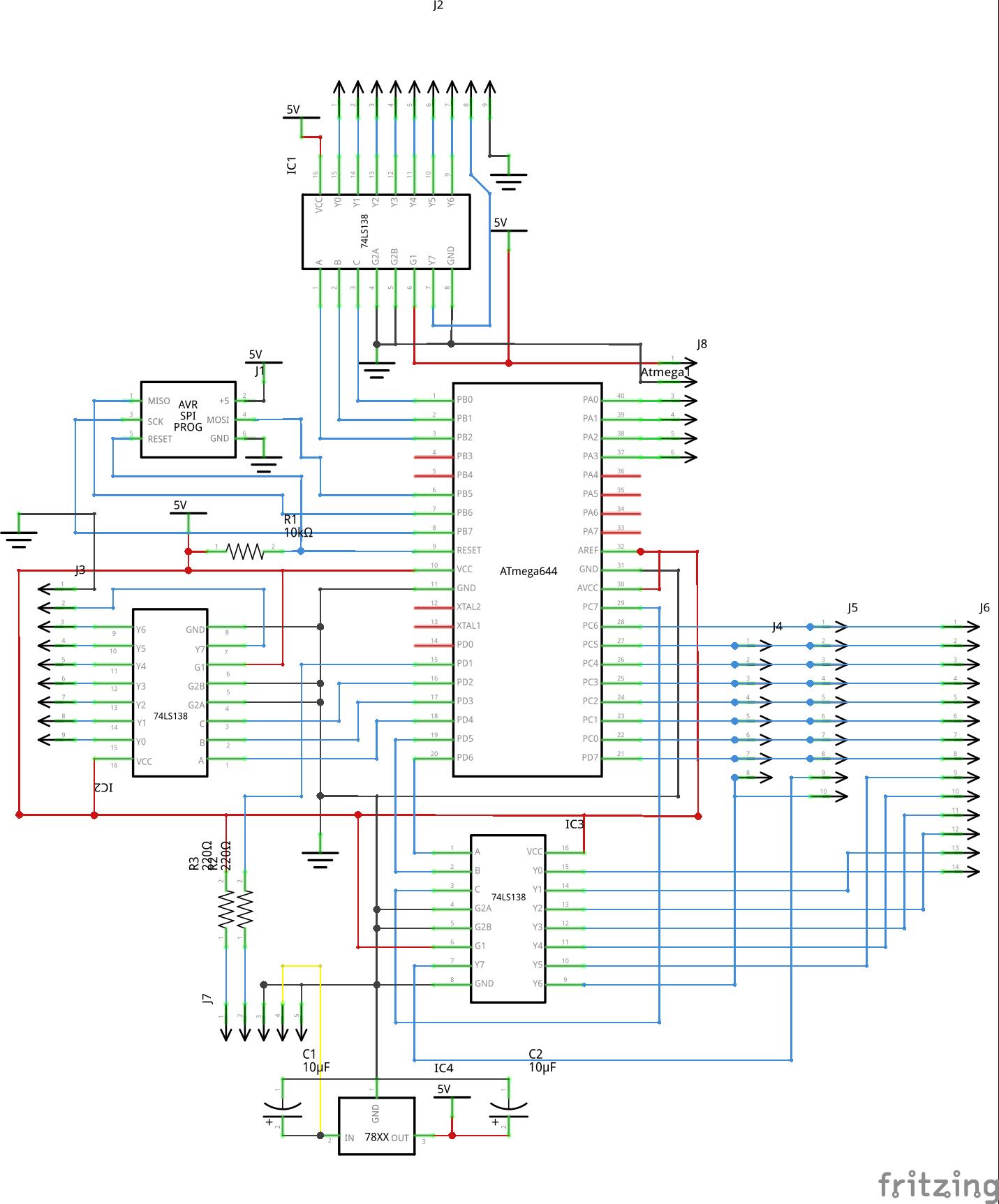 Frankenkorg circuit