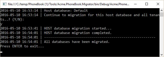 Database Migrator