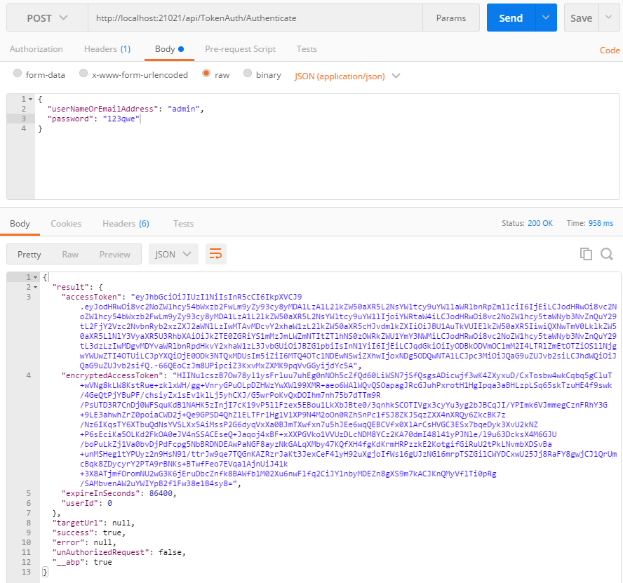 Swagger UI auth