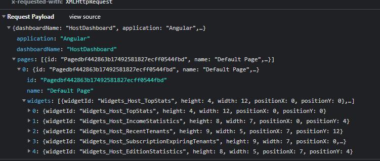 customizable-dashboard-angular-savepage-request-payload