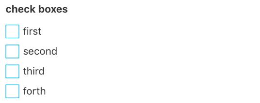 react-native-checkbox-group 1 0 3 on npm - Libraries io