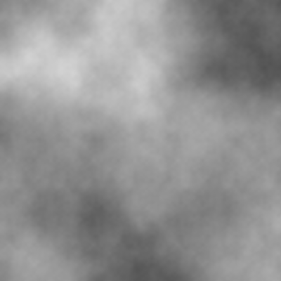 Image of pink value noise using an inverse power law with alpha=1 and unique grids. Grid sizes: 10x10, Canvas Size: 400x400, Scale Factors: 200x200, 100x100, 50x50, 20x20, 12x12, 8x8, 6x6, 4x4
