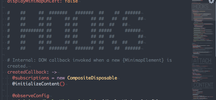ASCII Art Comments