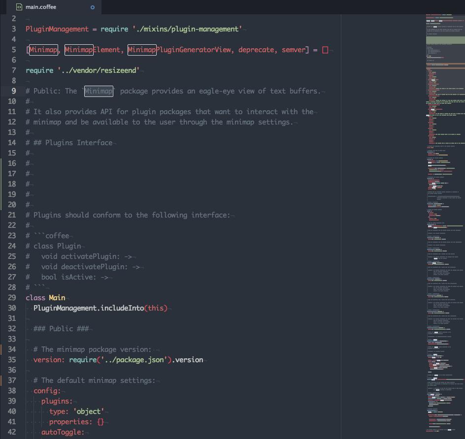Minimap Screenshot