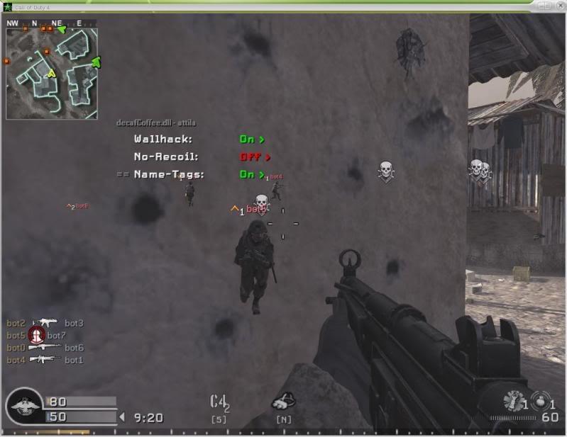 cod4 multihack