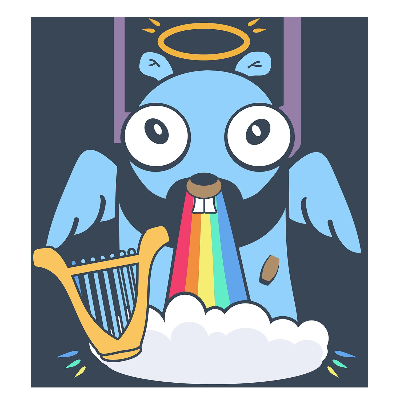 Go implementation of the Heaven's Gate technique